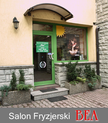 Fryzjer Gliwice Salon Fryzjerski Bea Gliwice